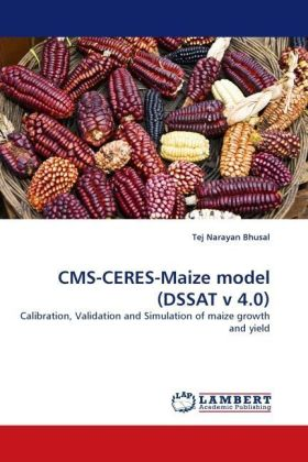 CMS-CERES-Maize model (DSSAT v 4.0) | Dodax.pl