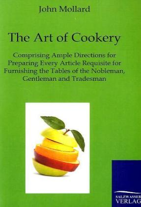 The Art of Cookery | Dodax.at