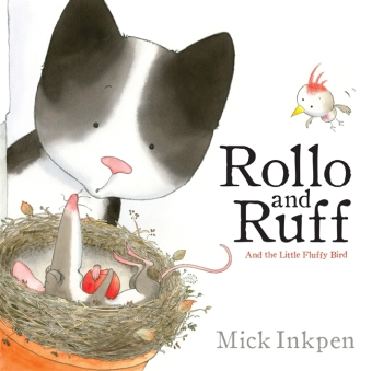 Rollo and Ruff and the Little Fluffy Bird | Dodax.ch
