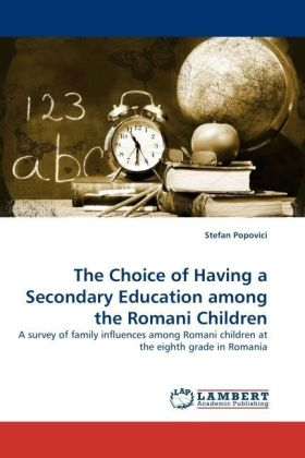 The Choice of Having a Secondary Education among the Romani Children | Dodax.pl