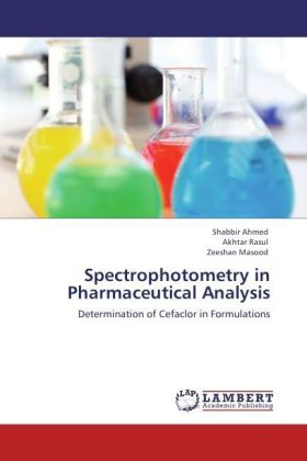 Spectrophotometry in Pharmaceutical Analysis | Dodax.de