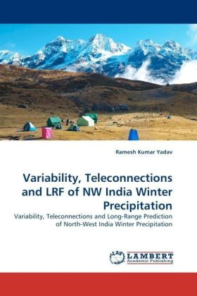 Variability, Teleconnections and LRF of NW India Winter Precipitation | Dodax.pl