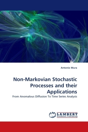 Non-Markovian Stochastic Processes and their Applications | Dodax.de