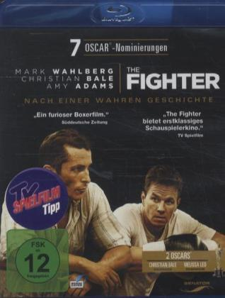 The Fighter, 1 Blu-ray | Dodax.co.uk