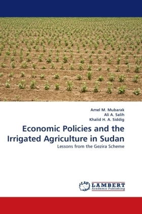 Economic Policies and the Irrigated Agriculture in Sudan   Dodax.at