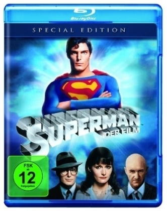 Superman 1 - Der Film, 1 Blu-ray (Special Edition) | Dodax.de