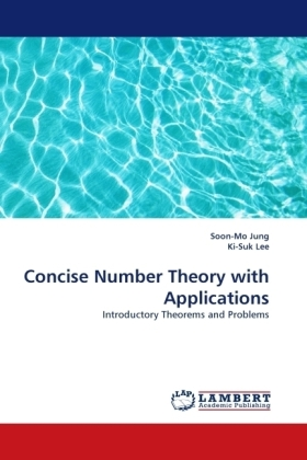 Concise Number Theory with Applications | Dodax.ch