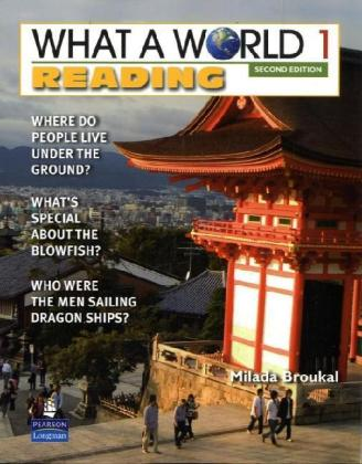 What a World Reading 1 | Dodax.pl