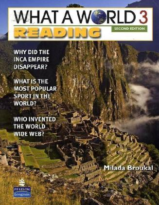 What a World Reading 3 | Dodax.pl