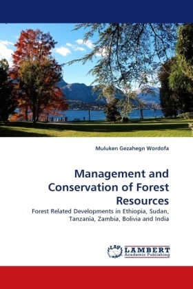 Management and Conservation of Forest Resources | Dodax.ch