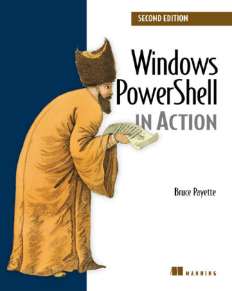 Windows PowerShell in Action | Dodax.pl
