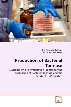 Production of Bacterial Tannase | Dodax.ch