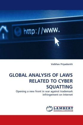 GLOBAL ANALYSIS OF LAWS RELATED TO CYBER SQUATTING | Dodax.pl