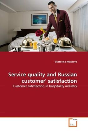 Service quality and Russian customer' satisfaction | Dodax.ch