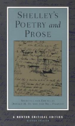 Shelley's Poetry and Prose | Dodax.ch