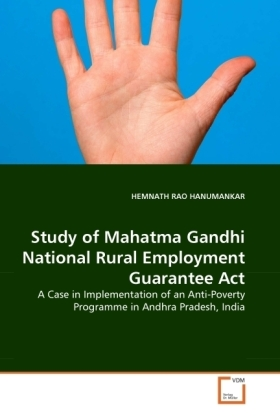 Study of Mahatma Gandhi National Rural Employment Guarantee Act | Dodax.de