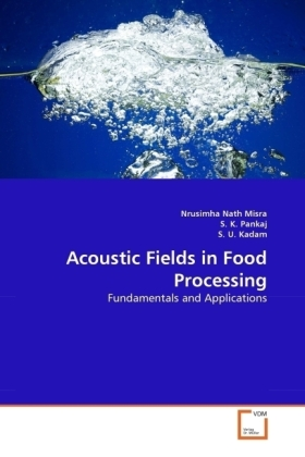 Acoustic Fields in Food Processing | Dodax.ch