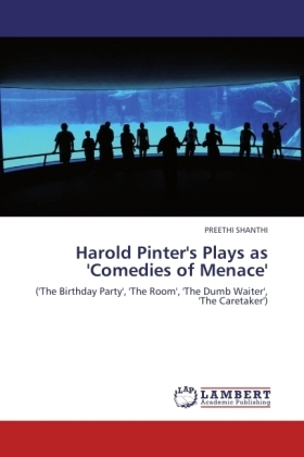 Harold Pinter's Plays as 'Comedies of Menace' | Dodax.ch