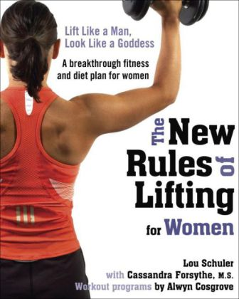 The New Rules of Lifting for Women   Dodax.de
