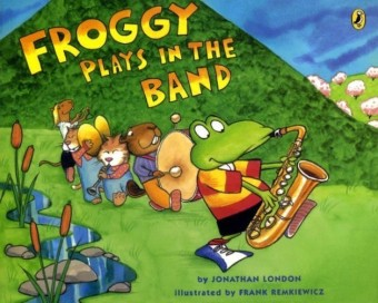 Froggy Plays in the Band | Dodax.co.uk