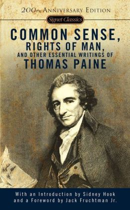 Common Sense, The Rights of Man and Other Essential Writings of Thomas Paine | Dodax.ch