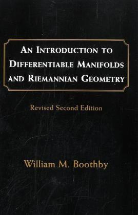 An Introduction to Differentiable Manifolds and Riemannian Geometry, Revised | Dodax.at