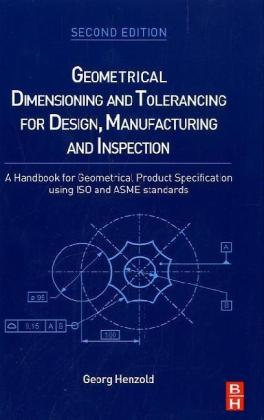Geometrical Dimensioning and Tolerancing for Design, Manufacturing and Inspection | Dodax.at
