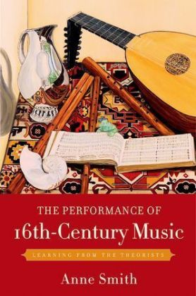 The Performance of 16th-Century Music | Dodax.at