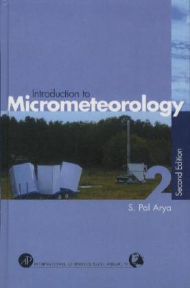 Introduction to Micrometeorology | Dodax.at