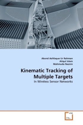Kinematic Tracking of Multiple Targets | Dodax.ch