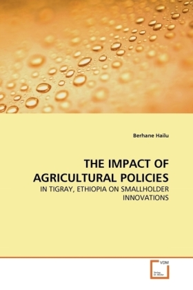 THE IMPACT OF AGRICULTURAL POLICIES | Dodax.ch