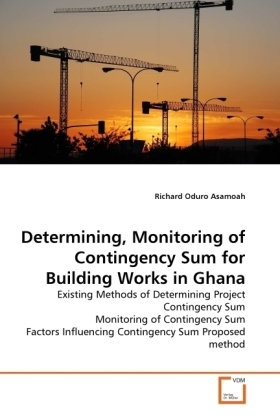 Determining, Monitoring of Contingency Sum for Building Works in Ghana | Dodax.pl