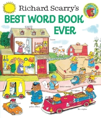 Richard Scarry's Best Word Book Ever | Dodax.at