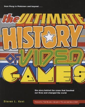 The Ultimate History of Video Games | Dodax.co.uk