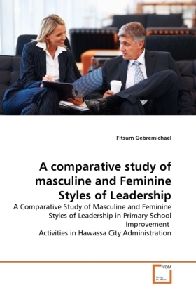 A comparative study of masculine and Feminine Styles of Leadership | Dodax.ch