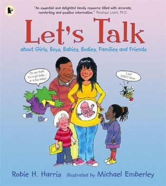 Let's Talk About Girls, Boys, Babies, Bodies, Families and Friends | Dodax.at