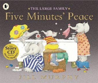 Five Minutes' Peace, w. Audio-CD | Dodax.at