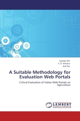 A Suitable Methodology for Evaluation Web Portals | Dodax.ch