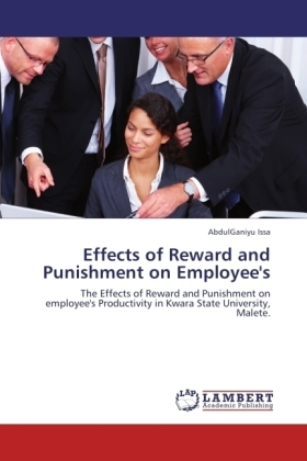 Effects of Reward and Punishment on Employee's | Dodax.at
