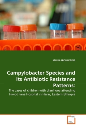 Campylobacter Species and Its Antibiotic Resistance Patterns: | Dodax.de
