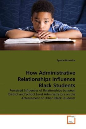 How Administrative Relationships Influence Black Students | Dodax.at
