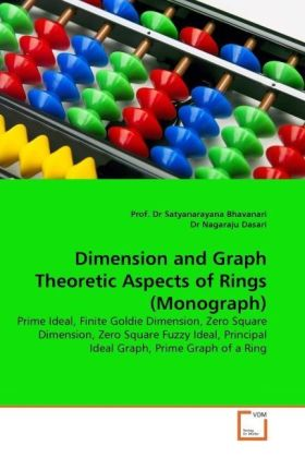 Dimension and Graph Theoretic Aspects of Rings (Monograph) | Dodax.ch