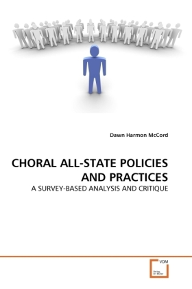CHORAL ALL-STATE POLICIES AND PRACTICES | Dodax.at