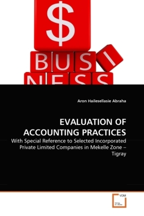 EVALUATION OF ACCOUNTING PRACTICES | Dodax.at