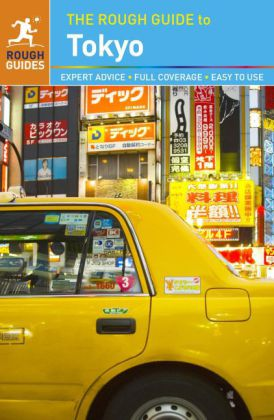 The Rough Guide to Tokyo | Dodax.at