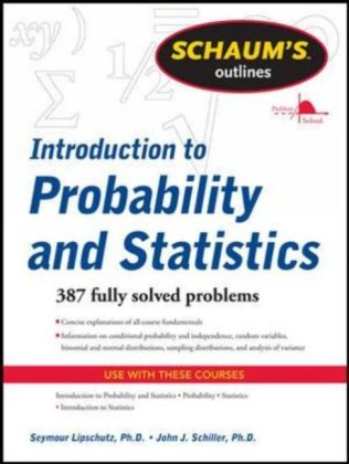 Introduction to Probability and Statistics | Dodax.ch