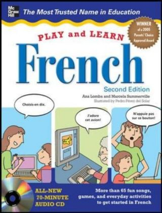Play and Learn French, w. Audio-CD | Dodax.de