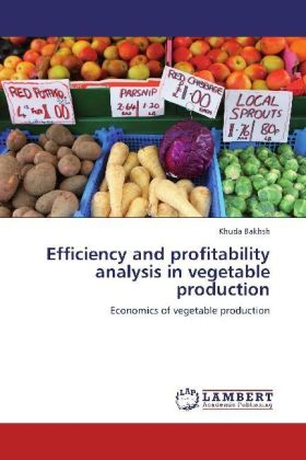 Efficiency and profitability analysis in vegetable production | Dodax.at
