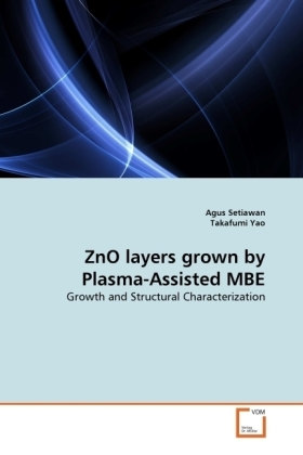 ZnO layers grown by Plasma-Assisted MBE   Dodax.ch