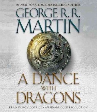 A Dance With Dragons, 38 Audio-CDs | Dodax.ch